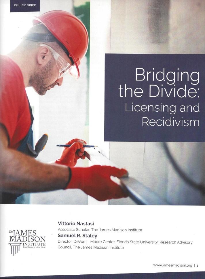 Bridging the Divide: Licensing and Recidivism